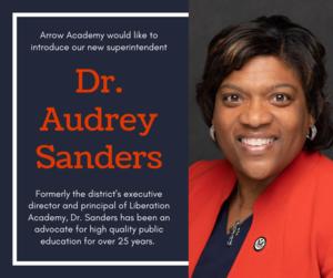Dr. Audrey Sanders