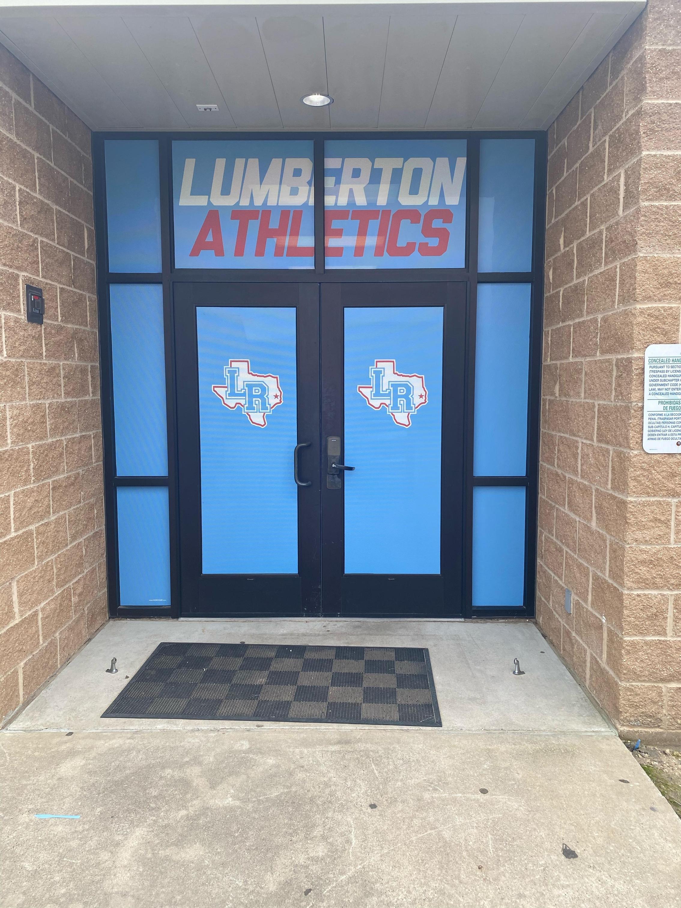 Indoor Practice Facility Doors