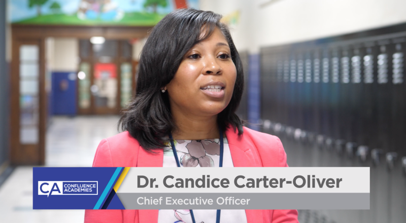 The 2019-20 school season has begun. Dr. Candice Carter-Olver, CEO of Confluence Academies shares her hopes, successes and plans for the school year ahead.