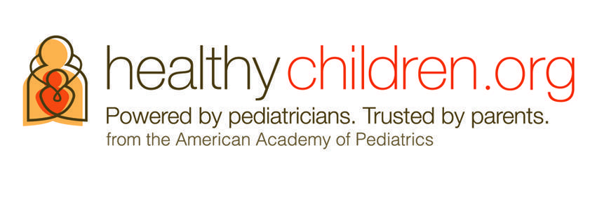 Logo for Healthy Children website