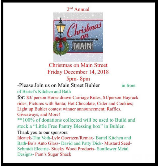 Christmas on Main Street Thumbnail Image