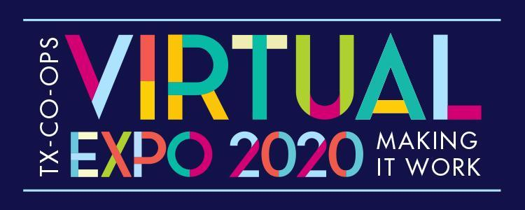 Virtual Expo 2020 logo