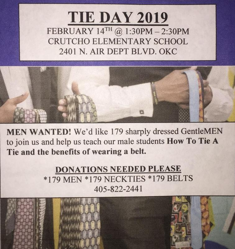 Tie Day 2019!!!!!! Featured Photo