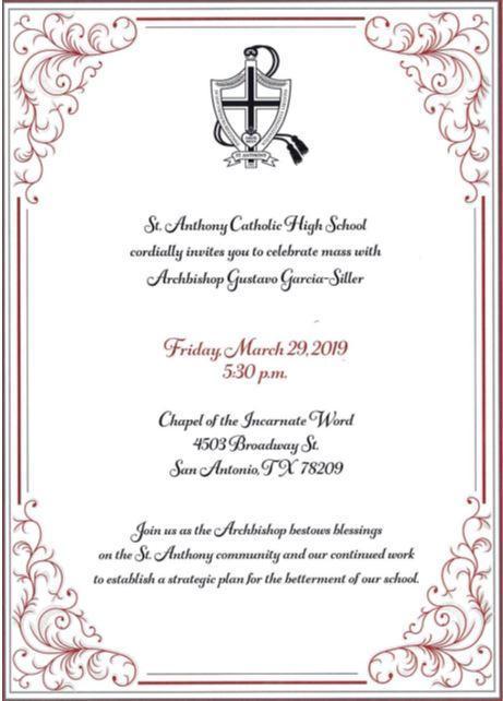 Mass Invite