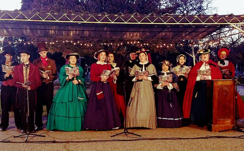 Victorian Carolers