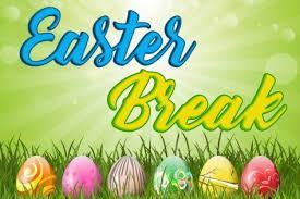Easter Break!  April 15-22 Thumbnail Image