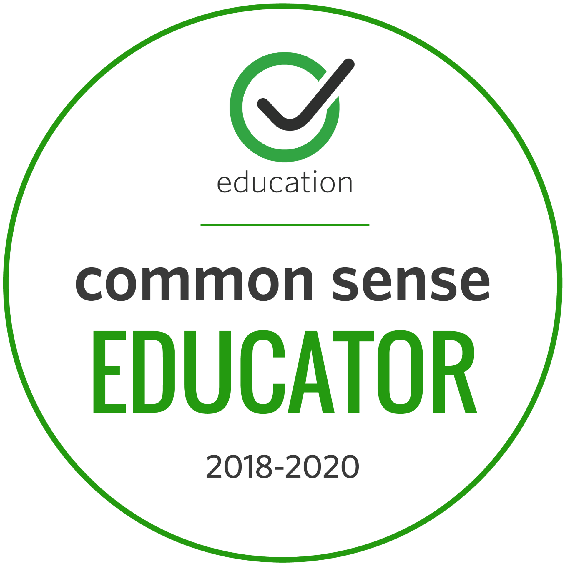 CS educator badge