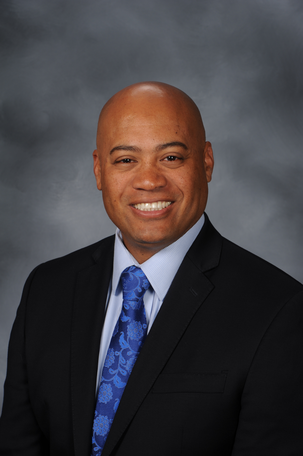 Superintendent Terrence Davis
