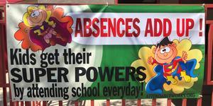 Attendance Sign