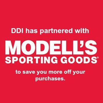 DDI partners with Modell's