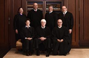 Colorado Supreme Court visits Canon City High School