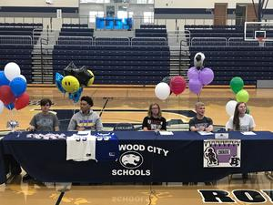 College Signing Event