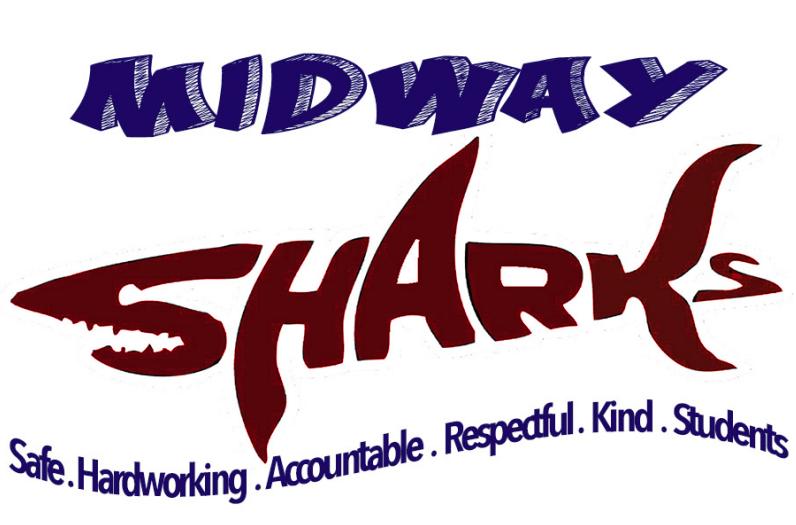 SHARKS PBIS graphic