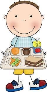 School Breakfast & Lunch are YUMMY!