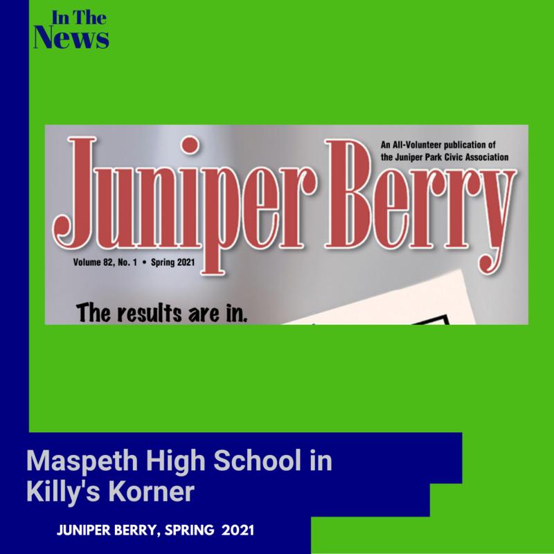 In the News Juniper Berry