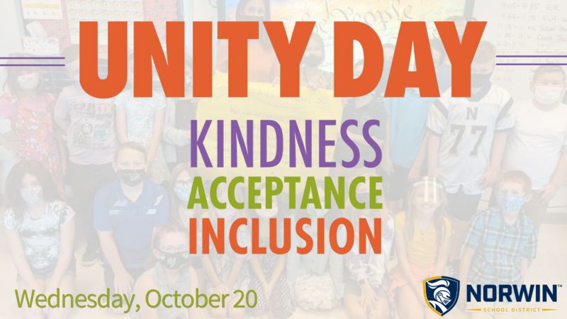 unity day norwin schools