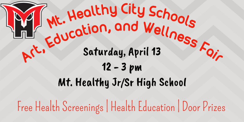 Save the date - Art Education and Wellness Fair