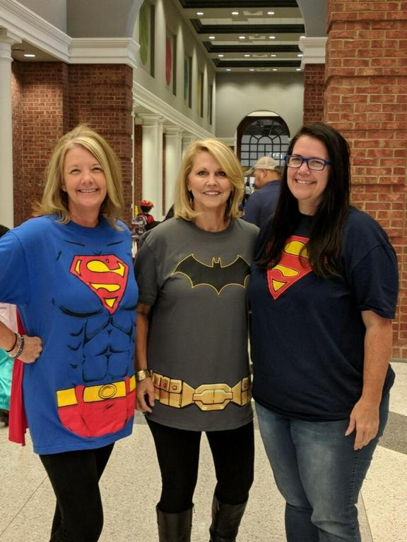 Super Teachers - Hero Day