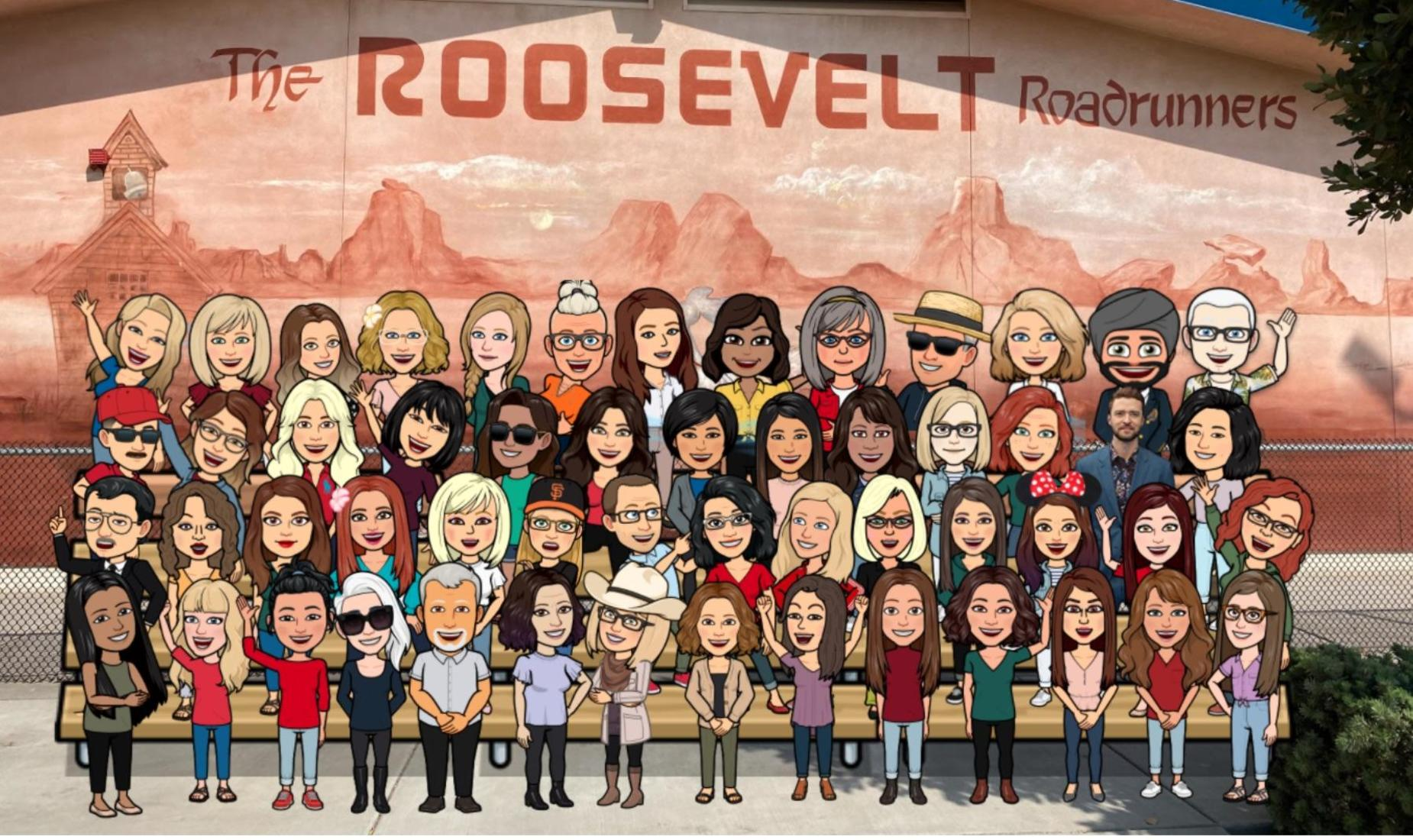 Roosevelt Virtual Staff Photo