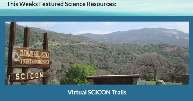 Virtual SCICON Trails