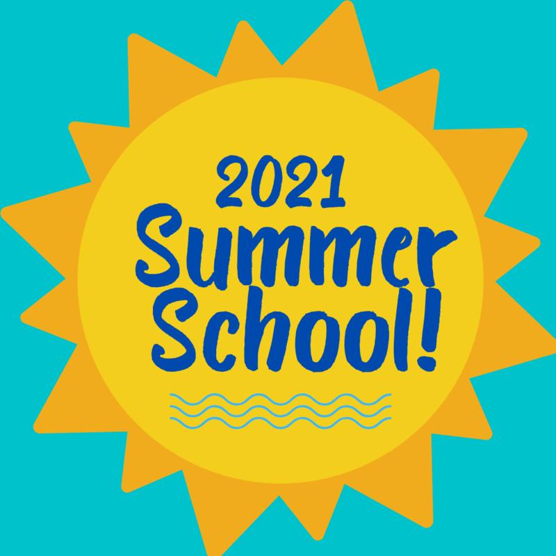 Summer School Icon 2021