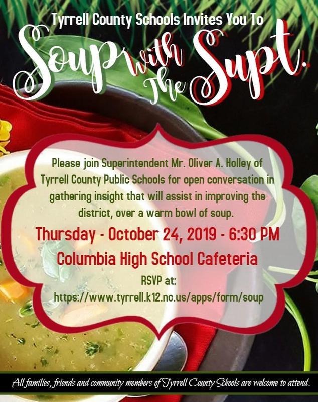 Soup Flyer