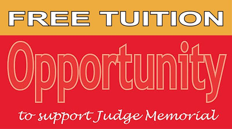 Support Judge for a Shot at Free Tuition Featured Photo