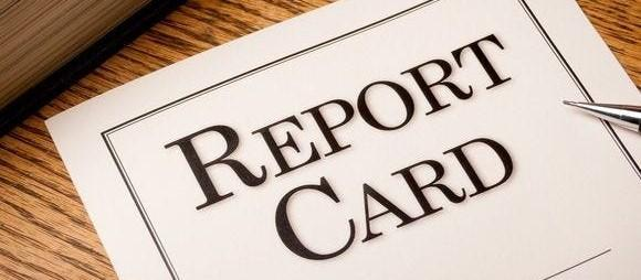 picture of report card image