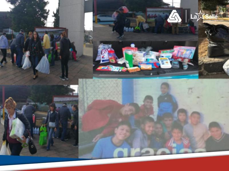 Donación al Internado Infantil Guadalupano Thumbnail Image