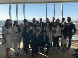 MUN Group Pictures