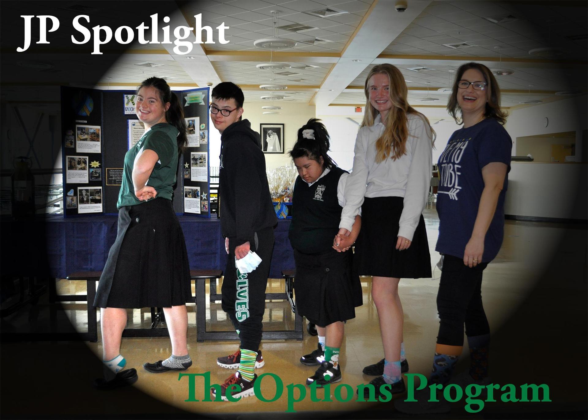 Spotlight: Options