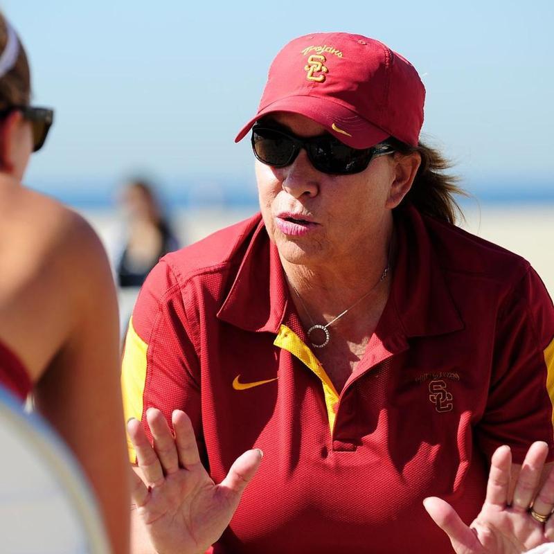 Coach Anna Collier - Source: LA Times