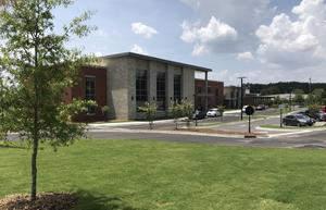 Renovated Fulmer Middle campus will be open in August
