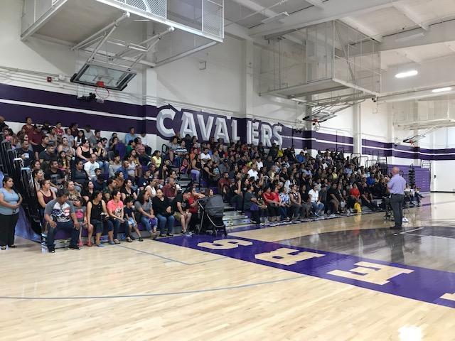 2019 SHS Freshmen Orientation Featured Photo