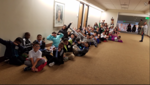 MISD students attend Cities in Space