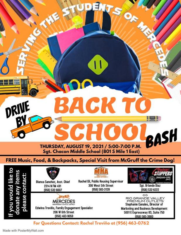 Back to School Bash | Thursday August 19 Featured Photo