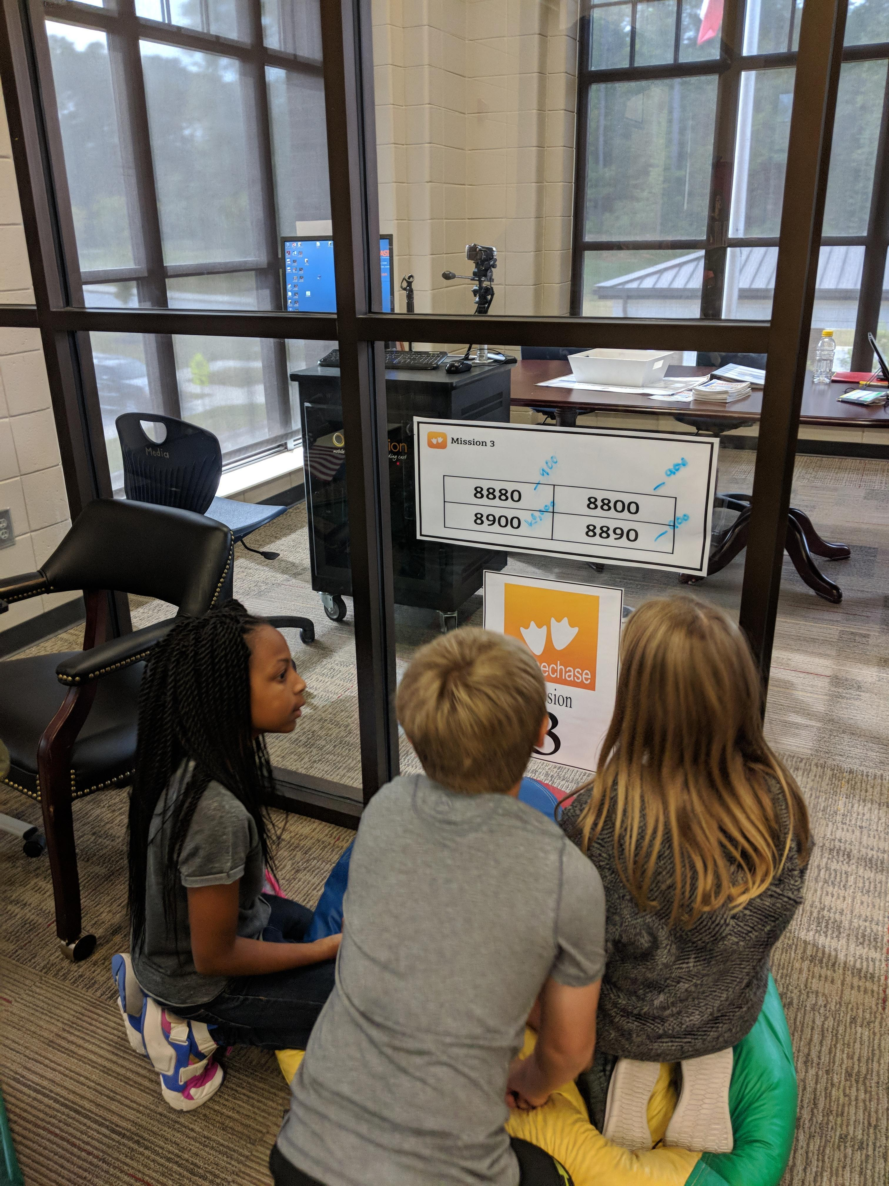 Goose Chase Math Review
