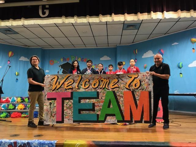 Mozart Elementary students bring home many awards from the TEAM regional and state competitions! Featured Photo