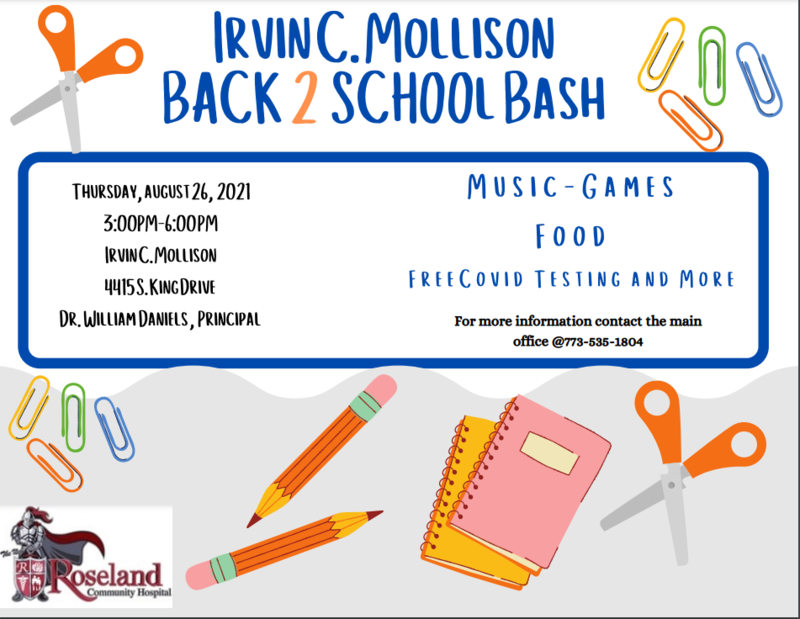 Back to School Bash! Featured Photo