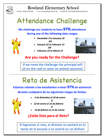 Attendance Challenge Featured Photo
