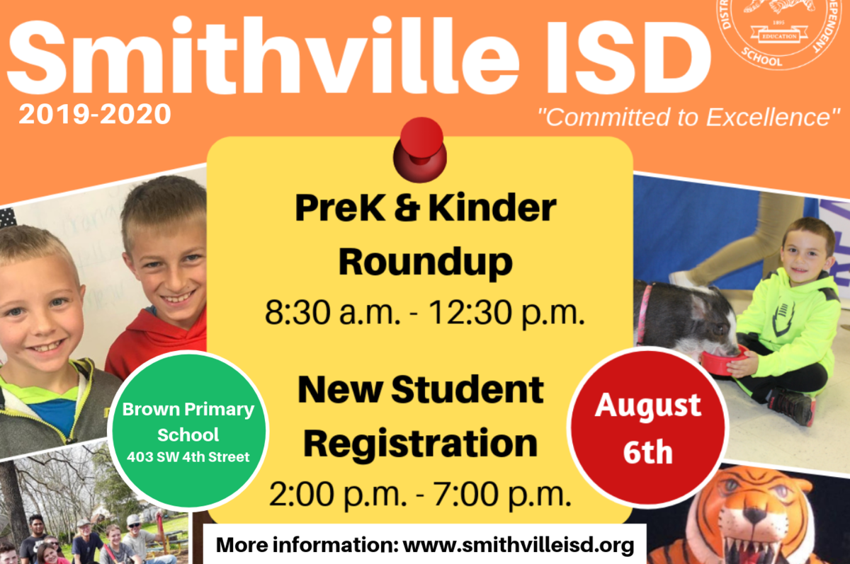 PreK/Kinder & New Student Registration