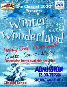 Winter Wonderland Featured Photo