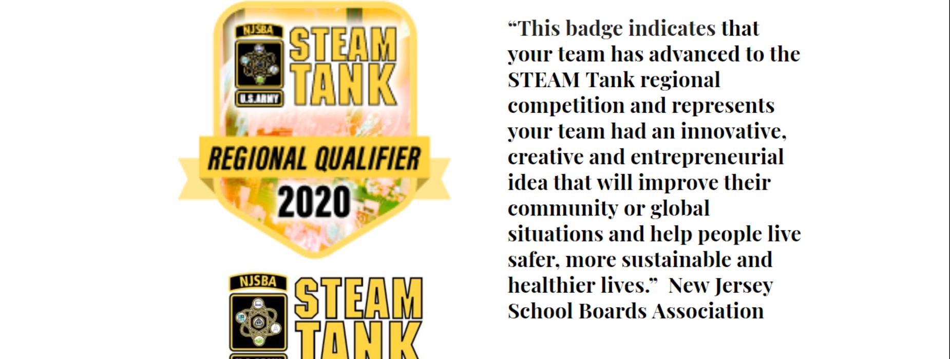 Steam badge