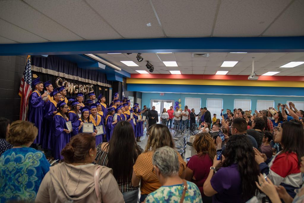 Gateway to Graduation Spring Ceremony