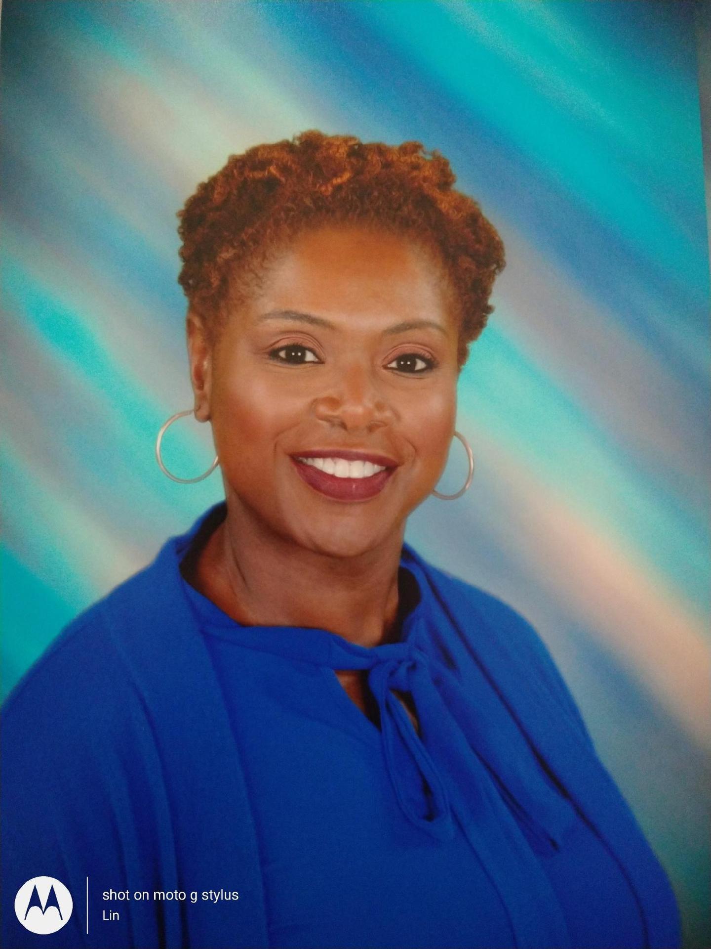 Principal Nadine Marshall