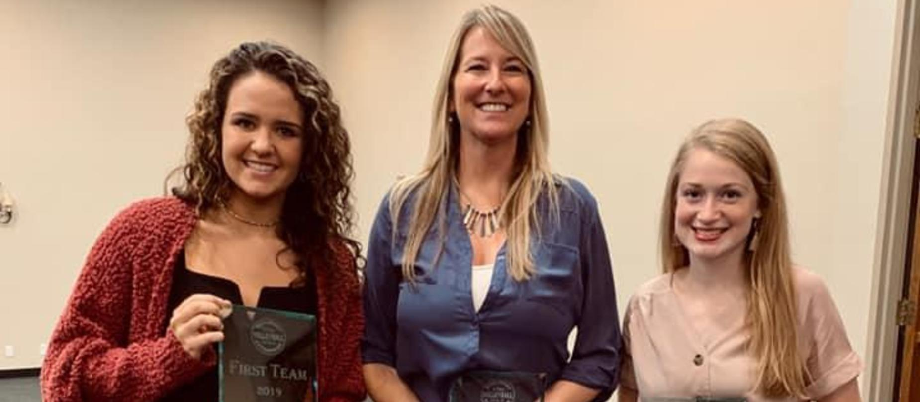 2019 Fall Beaumont Enterprise Super Gold awards recipients