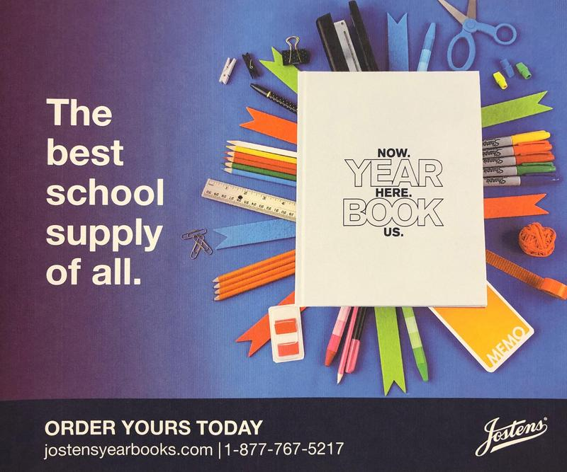 The best school supply of all. Order yours today. jostensyearbook.com