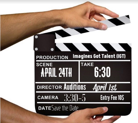 SAVE THE DATE - Imagines Got Talent (IGT) Auditions Featured Photo