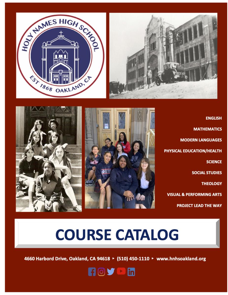 2020/21 Course Catalog