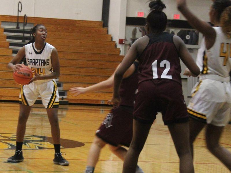 A 'really ready' Brianna Hill flourishes for Marian Catholic at tournament in Florida Featured Photo